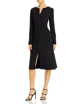 Donna Karan - Timeless Fit and Flare Dress