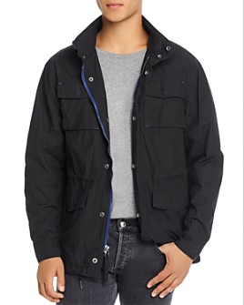 Pacific & Park - Pop Color Slim Fit Utility Jacket - 100% Exclusive