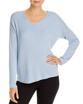 Eileen Fisher - Directional Ribbed Sweater