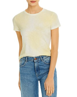 Velvet by Graham & Spencer - Shawna Tie-Dye Tee
