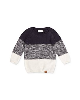 Miles Child - Girls' Color-Block Oversized Sweater - Little Kid