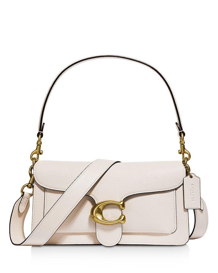 COACH - Tabby 26 Leather Shoulder Bag