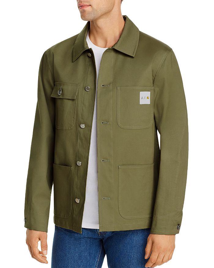 A.P.C. - x Carhartt WIP Regular Fit Chore Coat