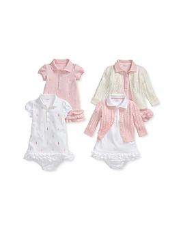 Ralph Lauren - Girls' Pony Perfect Baby Bundle - Baby