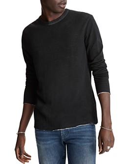 John Varvatos Star USA - Stamford Reversible Long-Sleeve Tee