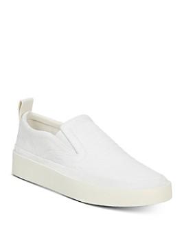Via Spiga - Women's Markie Slip-On Platform Sneakers