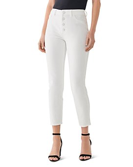 DL1961 - Farrow High Rise Cropped Skinny Jeans in Bennington
