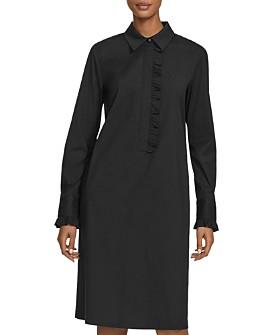 Lafayette 148 New York - Fiona Ruffle Detail Shift Dress