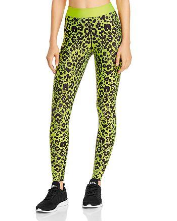 COR designed by Ultracor - Leopard Print Leggings