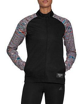 adidas by Stella McCartney - Space-Dye-Sleeve Track Jacket