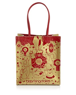 Bloomingdale's - Lunar New Year Tote - 100% Exclusive