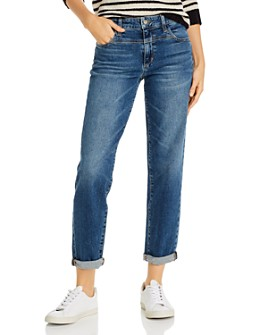 Joe's Jeans - The Niki Boyfriend Jeans in Vaquero