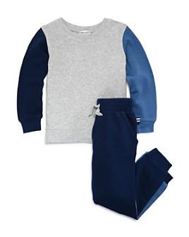 Splendid - Boys' Color-Block Top & Jogger Pants Set - Little Kid