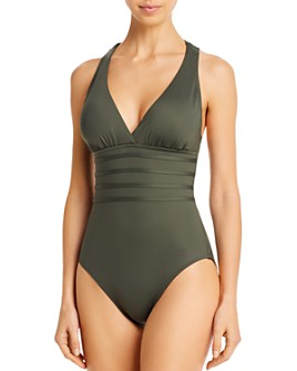 La Blanca - Island Goddess Strappy One Piece Swimsuit