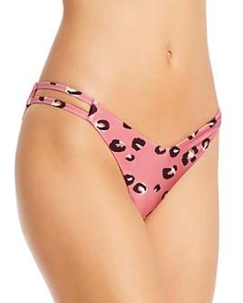 Red Carter - Double Strap V Bikini Bottom