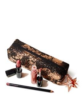 M·A·C - Starlit Lip Bag: Neutral ($64 value)