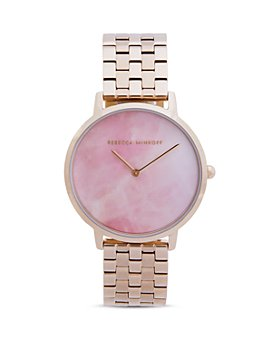 Rebecca Minkoff - Major Link Bracelet Watch, 35mm
