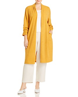 B Collection by Bobeau Curvy - Blixen Open Duster Cardigan