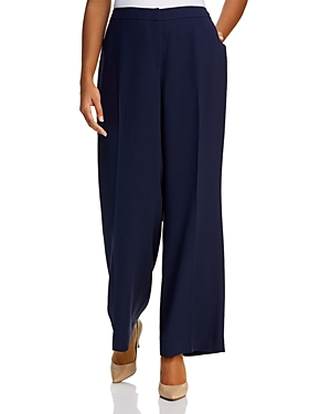 Lafayette 148 New York Plus Dalton Wide-Leg Pants