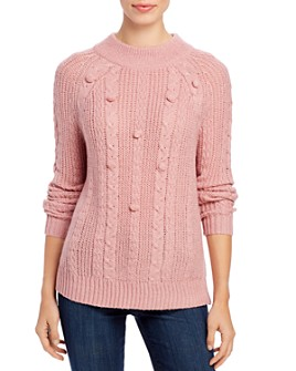 Single Thread - Popcorn-Stitch Sweater