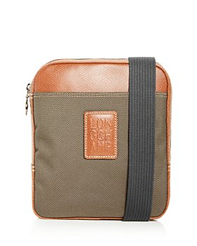 Longchamp - Boxford Small Canvas Crossbody