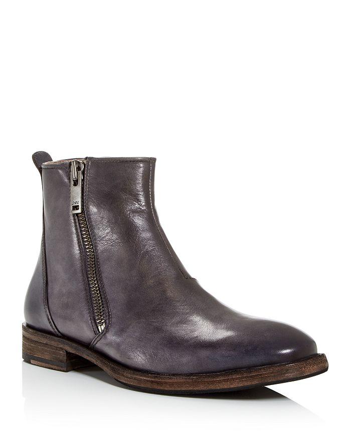 John Varvatos Star USA - Men's Mitchell Zip Boots