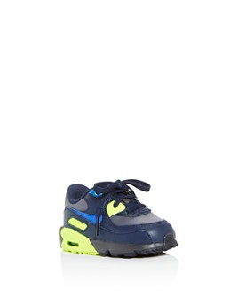 Nike - Unisex Air Max 90 Leather Low-Top Sneakers - Walker, Toddler