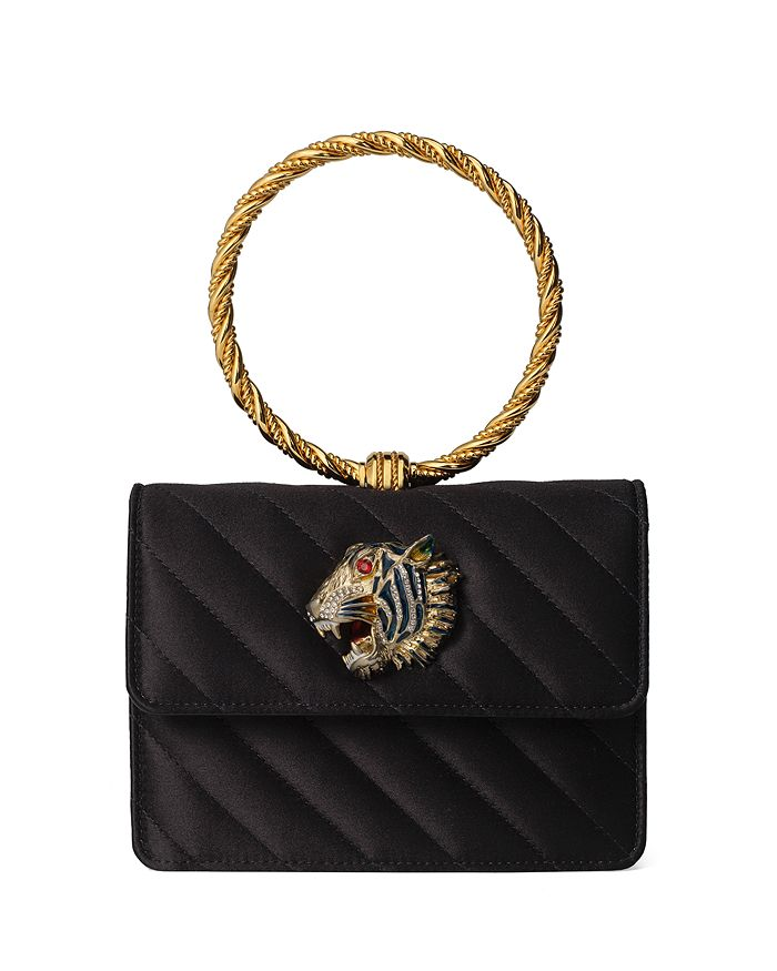 Gucci - Broadway Quilted Evening Bag