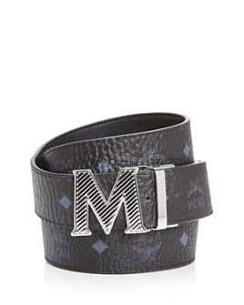 MCM - Men's Claus Reversible Belt