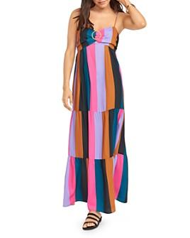 Show Me Your MuMu - Juniper Color-Blocked Maxi Dress