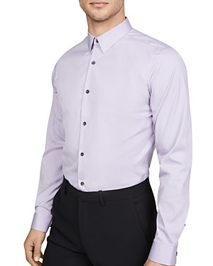 Theory Sylvain Wealth Button-Down Shirt - Slim Fit