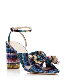 Loeffler Randall - Women's Camellia Bow High-Heel Sandals
