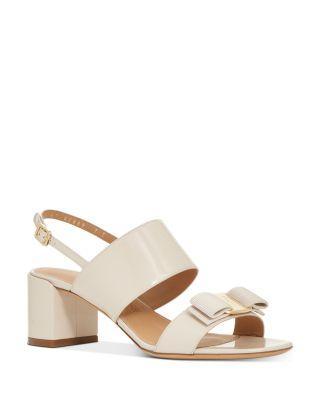 Giulia Block Heel Sandals