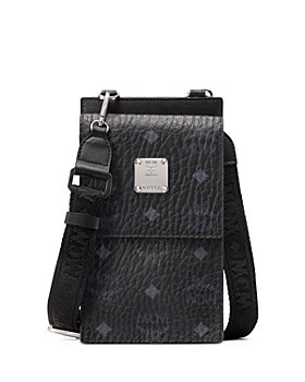 MCM - Visetos Original Pouch Bag