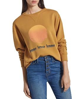 Current/Elliott - The Isabella Graphic Sweatshirt