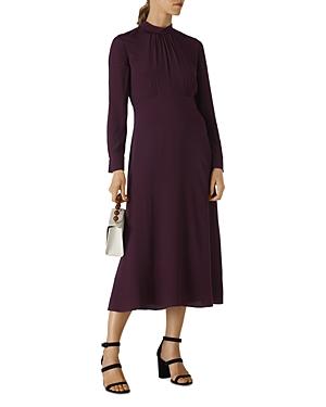 Whistles Ruby Midi Dress-Women