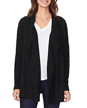 NYDJ - Cabled Open Cardigan