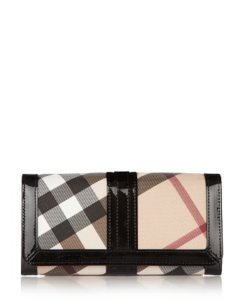 Burberry - Burberry Check Wallet