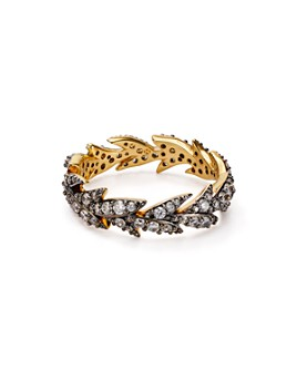 Nadri - Liv Leaf Ring