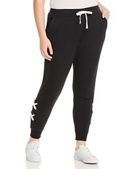 Marc New York Plus - Lace-Up Jogger Pants