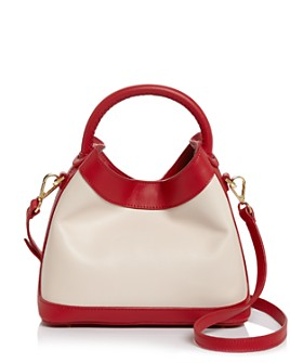 Elleme - Baozi Color-Block Satchel