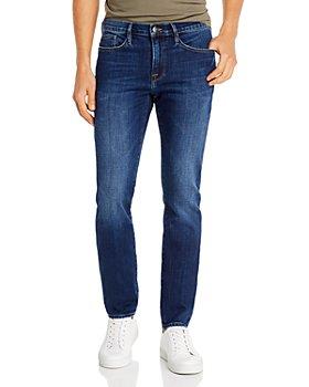 FRAME - L'Homme Skinny Jeans in Manston