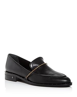 Women's Light Apron-Toe Loafers