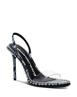 Alexander Wang - Women's Nova Slingback Sandals