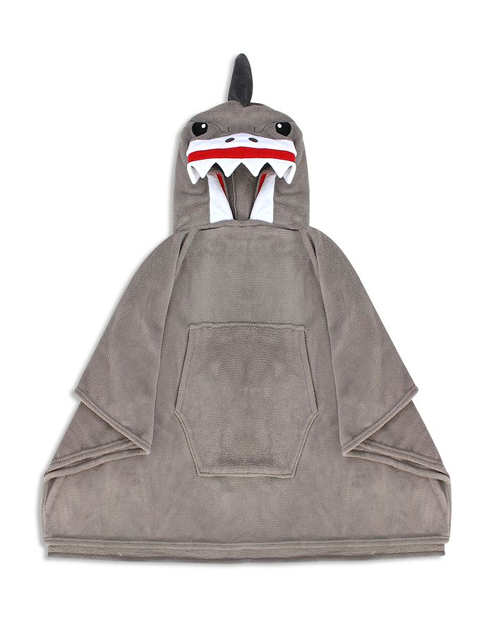 Capelli - Boys' Shark Hooded Poncho