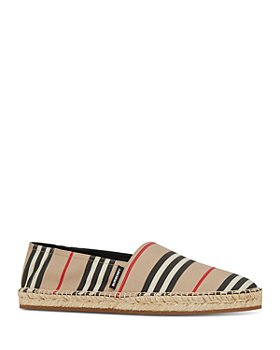 Burberry - Men's Alport Stripe Espadrilles