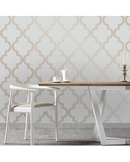 Tempaper - Marrakesh Self-Adhesive, Removable Wallpaper, Double Roll