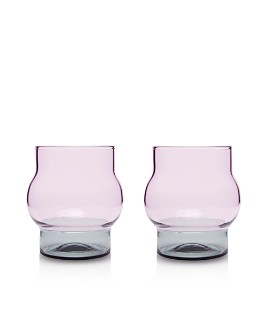 Tom Dixon - Bump Short Glass, Set of 2