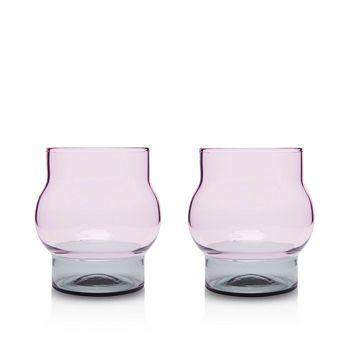 Tom Dixon - Bump Short Glass, Set of 2