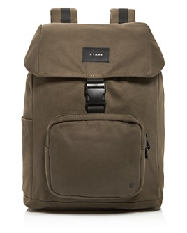 STATE - Bennett X-Large Canvas Backpack